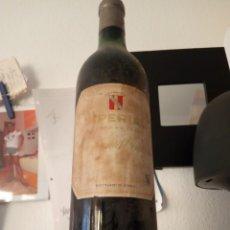 Coleccionismo de vinos y licores: VINO IMPERIAL COMPAÑÍA VINÍCOLA COSECHA 1953.. Lote 195112528