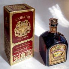 Coleccionismo de vinos y licores: LOCHAN ORA 70 CL / 35% SCOTLAND LIQUEUR. Lote 195186357