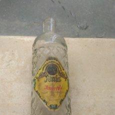 Coleccionismo de vinos y licores: ANTIGUA BOTELLA DE ANÍS IMPERIAL - JOSÉ TARONCHER - MONCADA - VALENCIA -. Lote 195245810