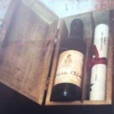 Coleccionismo de vinos y licores: PATERNINA 1934. Lote 195272102