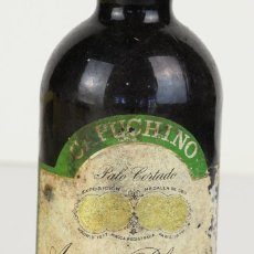 Coleccionismo de vinos y licores: PALO CORTADO CAPUCHINO, AGUSTÍN BLAZQUEZ, JEREZ CON SU CAJA ORIGINAL.. Lote 195277912