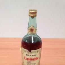 Coleccionismo de vinos y licores: BRANDY ESPLENDIDO GARVEY. Lote 195331046