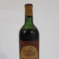 Coleccionismo de vinos y licores: BOTELLA DE VINO CHATEAU COUMALIN 1961. Lote 195353241