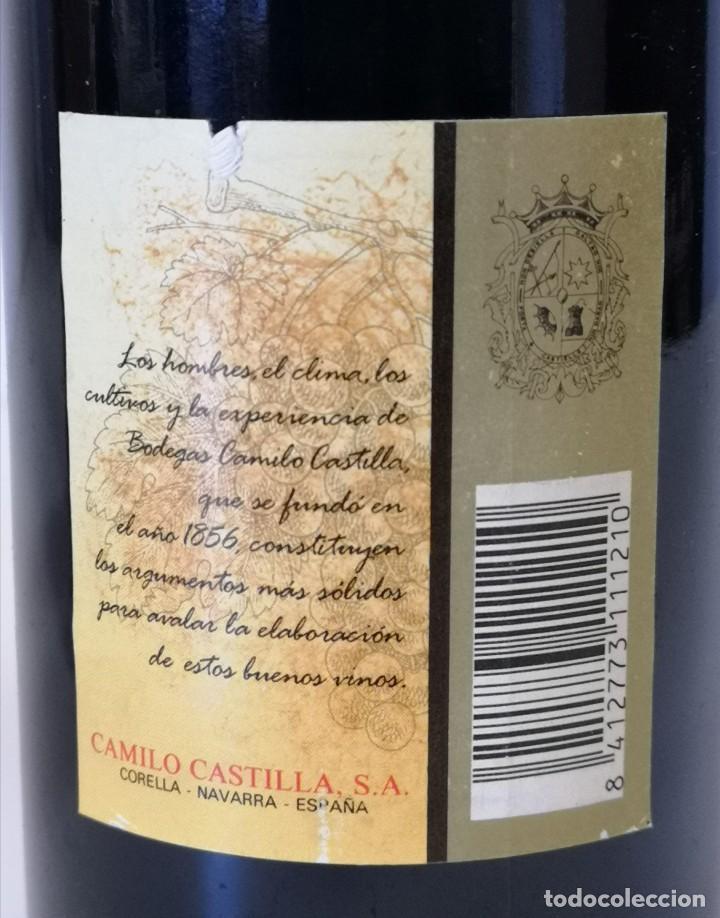 Coleccionismo de vinos y licores: Botella MOSCATEL GOYA - Foto 4 - 195354697