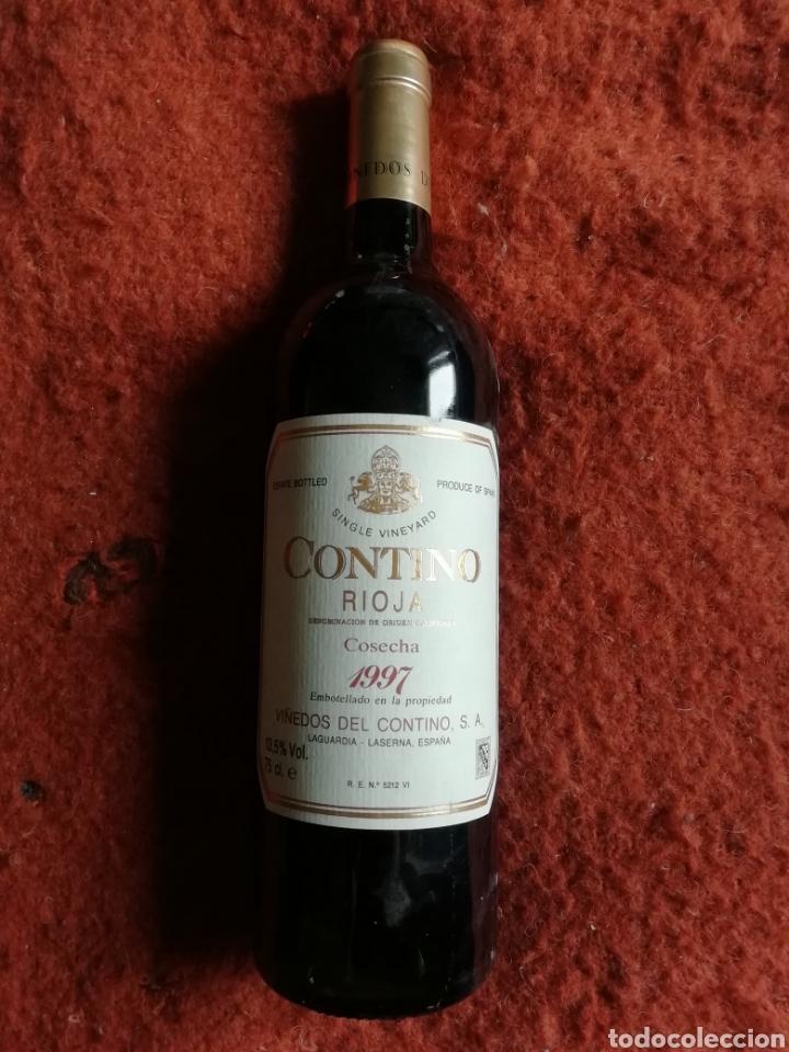 CONTINO RIOJA CRIANZA 1997 (Coleccionismo - Botellas y Bebidas - Vinos, Licores y Aguardientes)