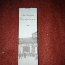 Coleccionismo de vinos y licores: BAS ARMAGNAC DARTIGALONGUE 1982. Lote 195436660
