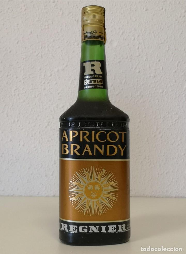 BOTELLA APRICOT BRANDY (Coleccionismo - Botellas y Bebidas - Vinos, Licores y Aguardientes)
