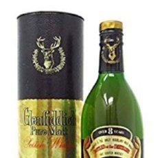 Coleccionismo de vinos y licores: GLENFIDDICH PURE MALT 8. 1970S. Lote 195466232