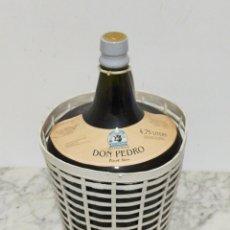 Coleccionismo de vinos y licores: RARA BOTELLA DE VINO DON PEDRO ARGENTINA 4.75L. Lote 195581042