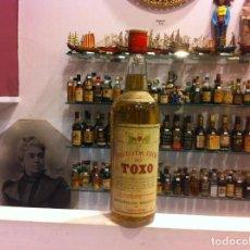 Collectionnisme de vins et liqueurs: BOTELLA LICOR (FEITO DA FROR DO TOXO) DESTILERÍAS DEL NOROESTE, XUBIA-FERROL-CRUÑA. Lote 195937447