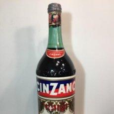Coleccionismo de vinos y licores: CINZANO GIGANTE. Lote 196230857