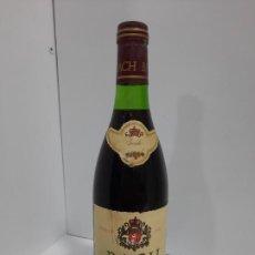 Coleccionismo de vinos y licores: BOTELLA DE VINO BACH TINTO RESERVA 1976. Lote 197039057