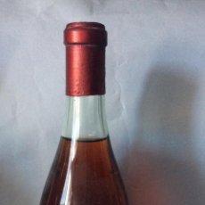 Coleccionismo de vinos y licores: BOTELLA DE VINO MARQUES DE MURRIETA -YGAY ROSADO,AÑADA AÑOS 70. Lote 199591298