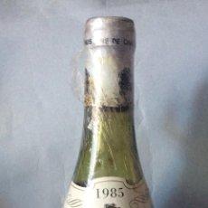 Coleccionismo de vinos y licores: 1985 BOTELLA VINO CHABLIS PREMIER CRU ,IDEAL COLECCIÓN. Lote 199594385