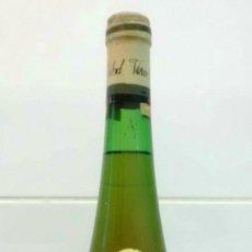 Coleccionismo de vinos y licores: BOTELLA DE VINO BLANCO BODEGAS FRANCO-ESPAÑOLAS TÊTE DE CUVÉE RESERVA 1968. Lote 201728381