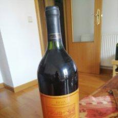 Coleccionismo de vinos y licores: MAGNUM 1,5L VIÑA BERCEO CR95. Lote 202353845