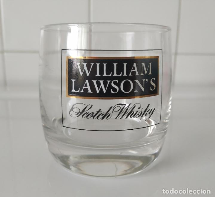 Coleccionismo de vinos y licores: Vaso whisky William Lawson s. En perfecto estado - Foto 4 - 202496261