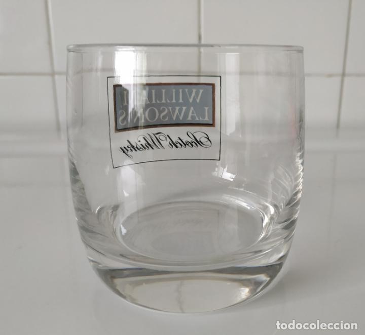 Coleccionismo de vinos y licores: Vaso whisky William Lawson s. En perfecto estado - Foto 5 - 202496261