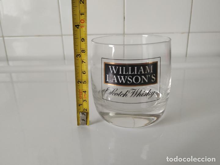 Coleccionismo de vinos y licores: Vaso whisky William Lawson s. En perfecto estado - Foto 7 - 202496261