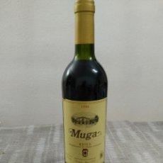 Coleccionismo de vinos y licores: RIOJA MUGA COSECHA 1988 BUEN ESTADO BOTELLA PRECINTADA. Lote 204482957