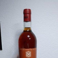 Coleccionismo de vinos y licores: ANTIGUA BOTELLA DE VINO ROSADO, VIÑA ECOYEN, SEÑORIO DE SARRIA 1991. Lote 205321076