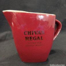 Coleccionismo de vinos y licores: JARRA WHISKY CHIVAS REGAL C11. Lote 205391802