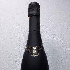 Coleccionismo de vinos y licores: BOTELLA CAVA FREIXENET CORDON NEGRO BRUT. Lote 205572281