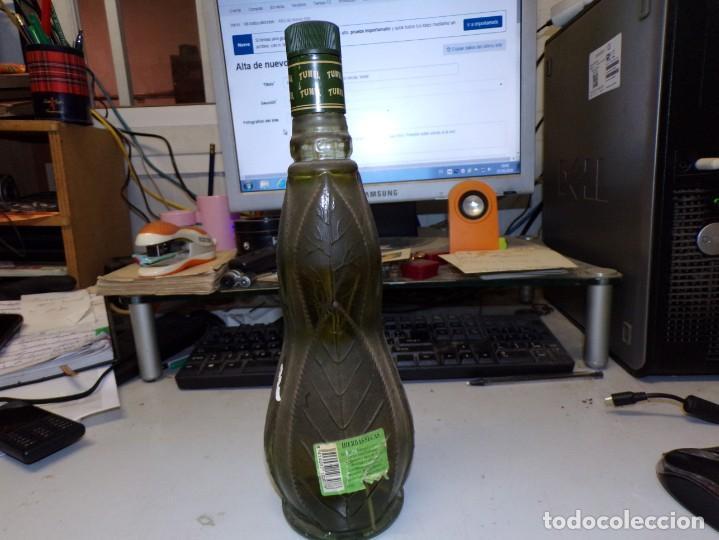 Coleccionismo de vinos y licores: botella tipicas de mallorca hierbas secas tunel - Foto 4 - 206156848