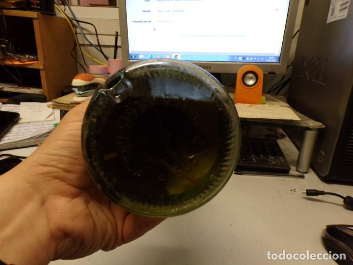 Coleccionismo de vinos y licores: botella tipicas de mallorca hierbas secas tunel - Foto 7 - 206156848