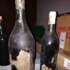 Coleccionismo de vinos y licores: 2 BOTELLAS DE CENTENARIO TERRY. Lote 206290208