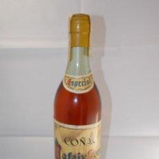 Coleccionismo de vinos y licores: BOTELLA VINTAGE BRANDY COÑAC COGNAC MAFAIX. Lote 207044077