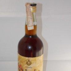Coleccionismo de vinos y licores: BOTELLA VINTAGE BRANDY COÑAC COGNAC VIEJO. Lote 207044198