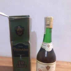 Coleccionismo de vinos y licores: BRANDI PEINADO. Lote 207783557