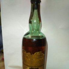 Coleccionismo de vinos y licores: BOTELLA CHARTREUSE SERIGRAFIADA MUY ANTIGUA. Lote 213571395