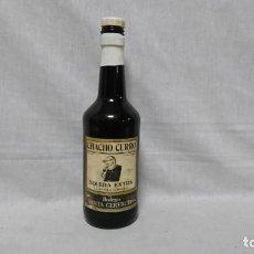 Coleccionismo de vinos y licores: BOTELLA VACÍA CHACHO CURRO, BODEGAS SANTA GERTRUDIS, CÓRDOBA. Lote 245765755