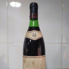 Coleccionismo de vinos y licores: VIÑA LANCIANO COSECHA 75, RESERVA. BOTELLA VINO RIOJA. BODEGAS LAN. Lote 177727587