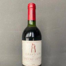 Coleccionismo de vinos y licores: GRAND VIN DE CHATEAU LATOUR 1982 , PREMIER GRAND CRU CLASSÉ , FRANCE ,. Lote 215509167