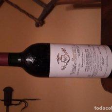 Coleccionismo de vinos y licores: VEGA SICILIA ÚNICO 1970. Lote 217278436