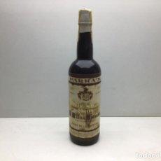 Coleccionismo de vinos y licores: BOTELLA A.PARRA GUERRERO - PARRA'S - INDIA CREAM SHERRY - JEREZ DE LA FRONTERA. Lote 217635200