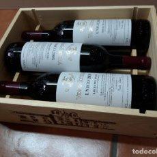 Coleccionismo de vinos y licores: VEGA SICILIA ÚNICO 2005. Lote 217934845