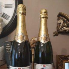 Coleccionismo de vinos y licores: CHAMPAGNE BRUT HENRI ABELE EDICIÓN TITANIC. Lote 218202226