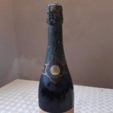 Coleccionismo de vinos y licores: BOTELLA CHAMPAGNE BLANC DE BLANC MAURICE D´ARHANPE. LEER DESCRIPCION.. Lote 218222085