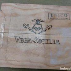 Coleccionismo de vinos y licores: VEGA SICILIA ÚNICO RESERVA ESPECIAL. Lote 218259587