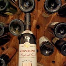 Coleccionismo de vinos y licores: VINO COLECCIÓN GRIGNOLINO DEL MONFERRATO CASALEX 1986. Lote 218985870