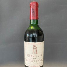 Coleccionismo de vinos y licores: CHATEAU GRAND VIN DE LA TOUR 1970 , GRAND CRU CLASSÉ. Lote 219209317
