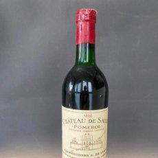 Coleccionismo de vinos y licores: CHATEAU DE SALES POMEROL 1986 ,. Lote 219209603