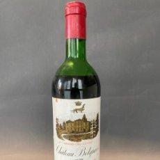 Coleccionismo de vinos y licores: CHATEAU BELGRAVE , 1975 , GRAND CRU. Lote 219212191