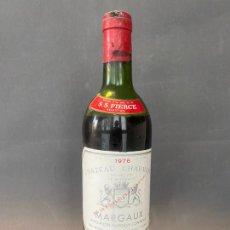 Coleccionismo de vinos y licores: CHATEAU CHARMANT MARGAUX , 1976. Lote 219212353