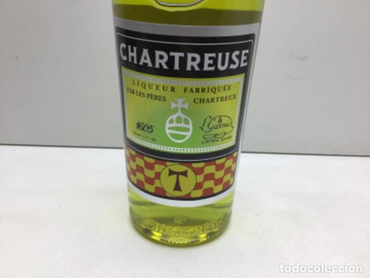 Coleccionismo de vinos y licores: BOTELLA CHARTREUSE SANTA TECLA 2020 - EDICION ESPECIAL LA TAU 44º- CHARTREUSE TARRAGONA - Foto 3 - 219471075