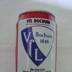 Coleccionismo de vinos y licores: 1 LATA DE COCA COLA DE ALEMANIA 1996 33CL. Lote 219497378